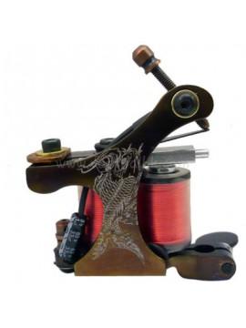 Tattoo Maschine N101 10 Layer Spule Eisen Shader Schnitzen