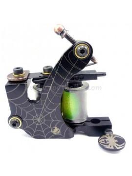 Tattoo Maschine N101 10 Layer Spule Eisen Shader Spinnennetz