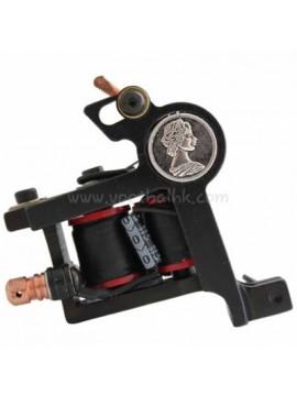 Tattoo Maschine N102 10 Schicht Spule Eisen Liner Coin