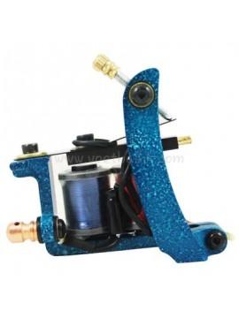 Tattoo Maschine N102 10 Schicht Spule Eisen Shader Blau