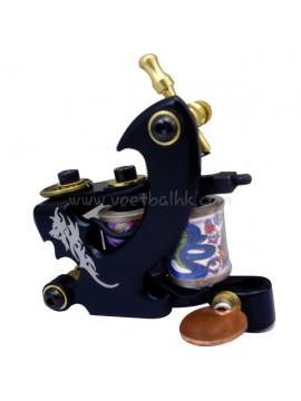 Tattoo Maschine N120 10 Schicht Spule Bronze Liner Drachen Zurück