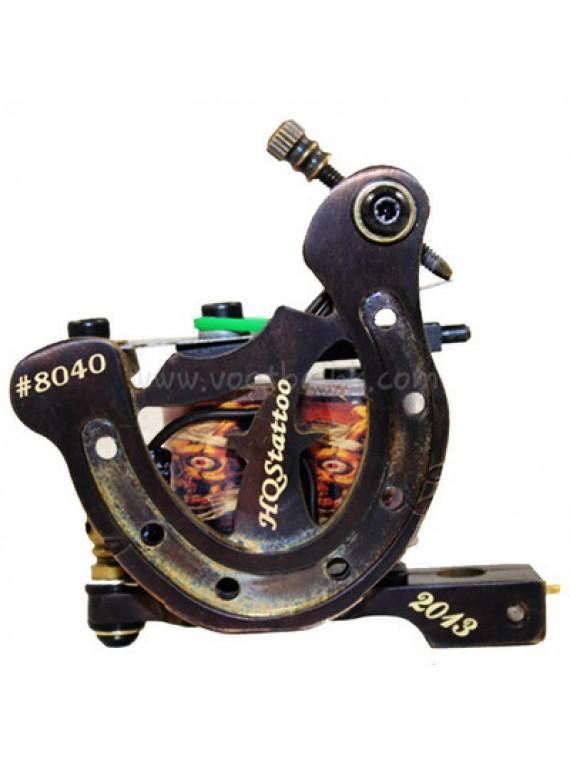 Tattoo Maschine N130 10 Schicht Spule Bronze Shader Nummer 8040