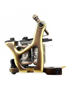 Tattoo Machine N160 10 Schicht Spule Bronze Shader Nummer Eins
