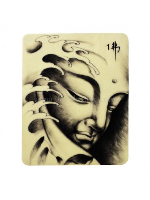 Tattoo Silikon Haut üben Buddha 10PCS